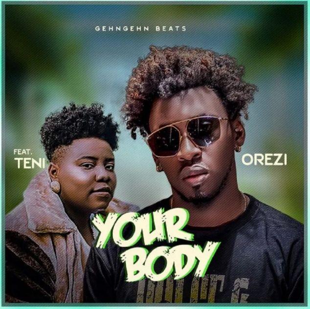 Orezi Your Body mp3