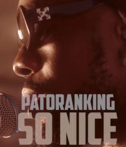 Patoranking So Nice mp3