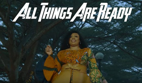 Sinach All Things Are Ready mp3