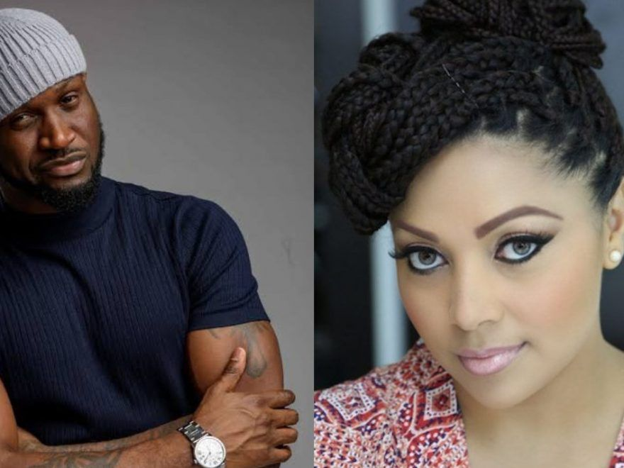 """I met my wife 18 years ago, I was a gold digger "" - Peter Okoye"