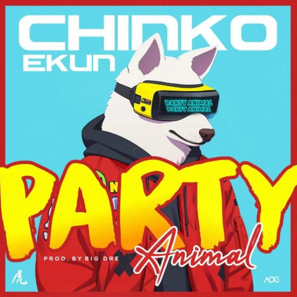 Chinko Ekun Party Animal mp3