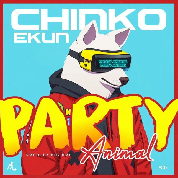 Chinko Ekun Party Animal mp3