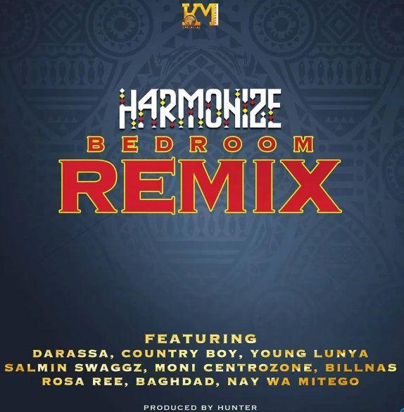 Harmonize Bedroom (Remix) mp3