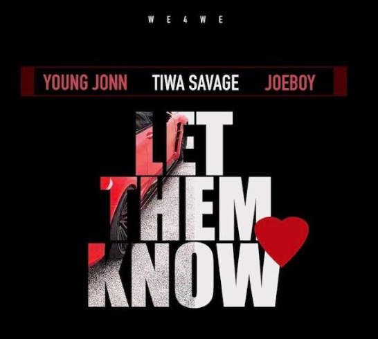 Young Jonn Let Them know mp3