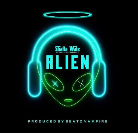 Shatta Wale Alien mp3