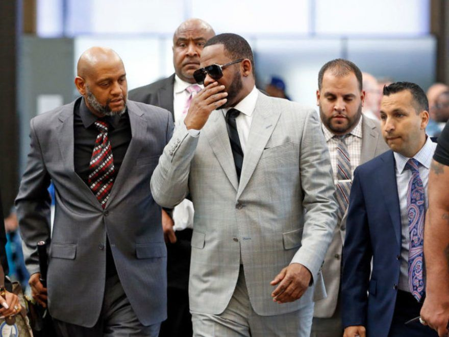 COVID-19: Judge denies R. Kelly's bid for jail release due to Coronavirus pandemic