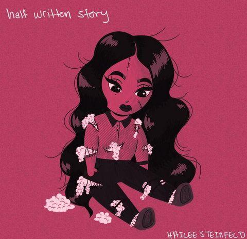 Hailee Steinfeld Half Written Story download