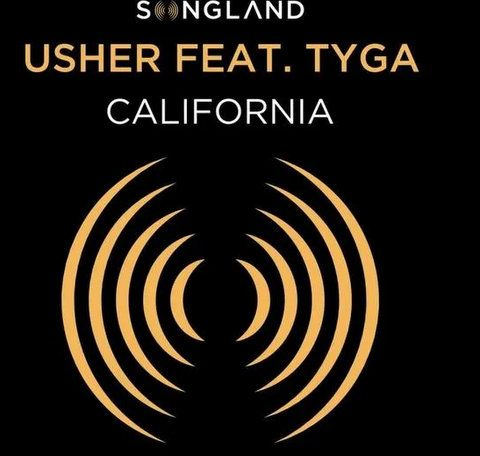 Usher California mp3