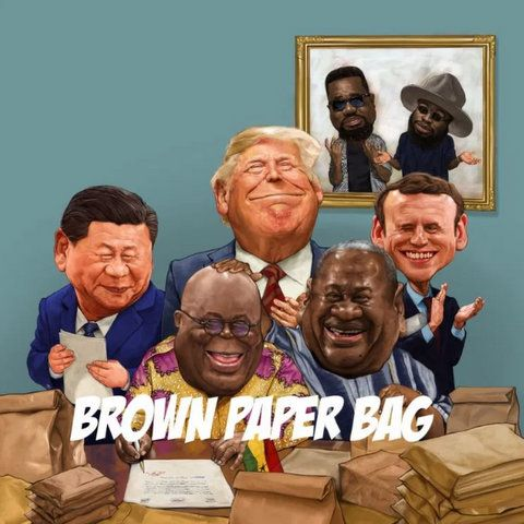 Sarkodie Brown Paper Bag mp3