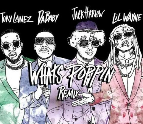 Jack Harlow What's Poppin (Remix) mp3