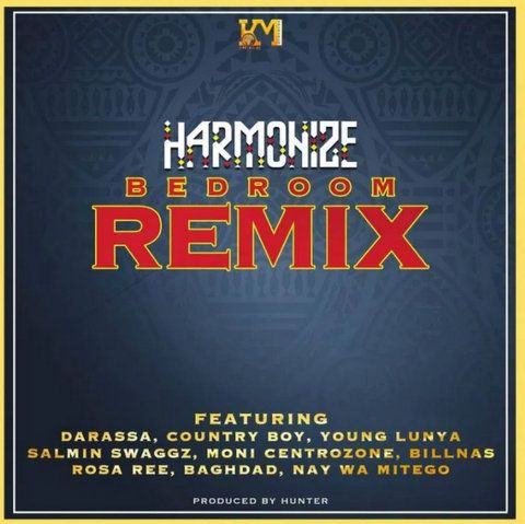 Harmonize Bedroom (Remix) mp3