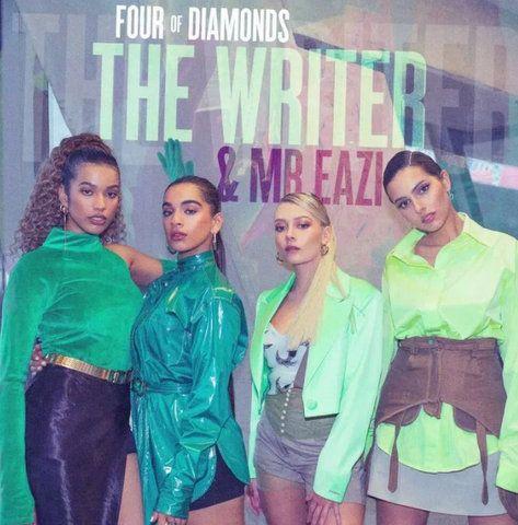 Four Of Diamonds & Mr Eazi The Writer mp3