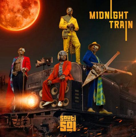 Sauti Sol Midnight Train mp3