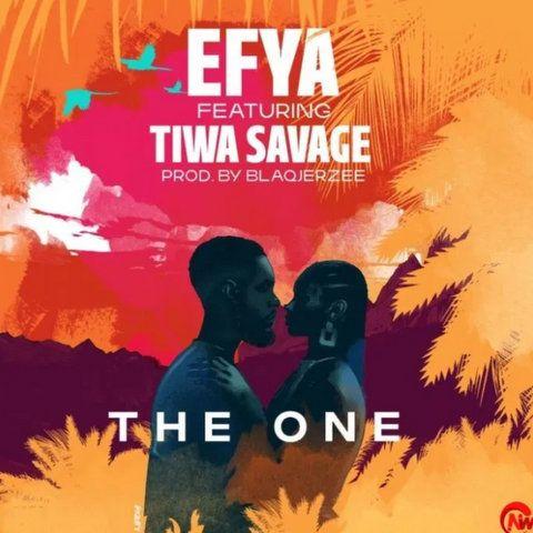 Efya The One mp3