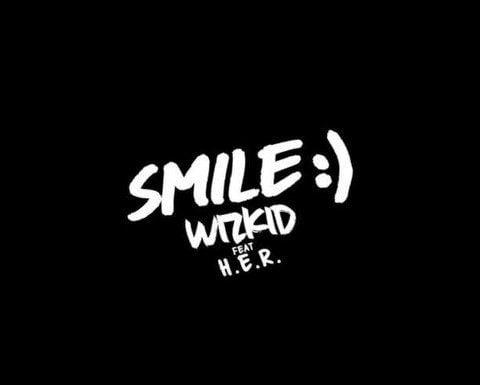 WizKid Smile mp3