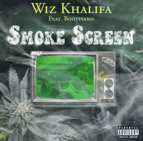 Wiz Khalifa Smoke Screen mp3