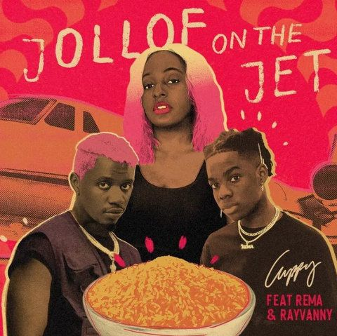Cuppy Jollof On The Jet mp3