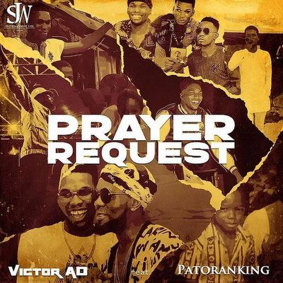 Victor AD Prayer Request mp3