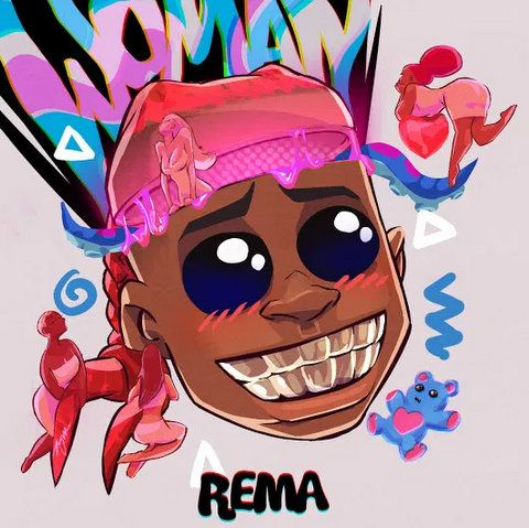 Rema Woman mp3