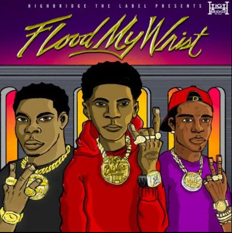 A Boogie Wit Da Hoodie & Don Q Flood My Wrist mp3