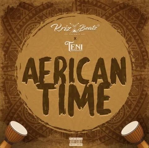 Krizbeatz African Time mp3