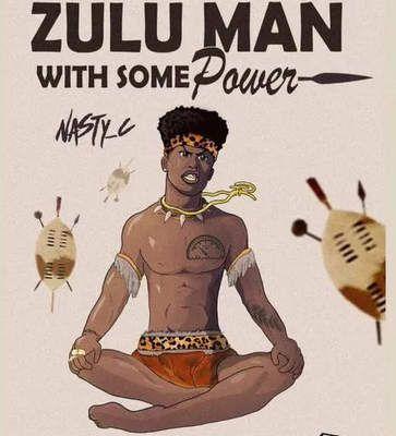 Nasty C Zulu Man mp3