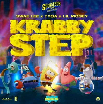 Swae Lee – Krabby Step ft. Tyga & Lil Mosey