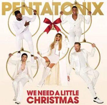 ALBUM: Pentatonix – We Need A Little Christmas