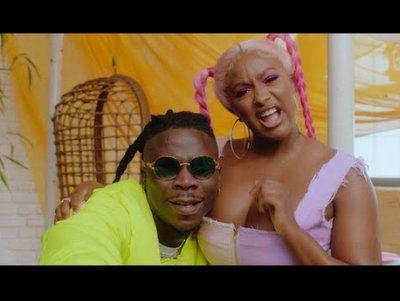 VIDEO: Cuppy – Karma ft. Stonebwoy