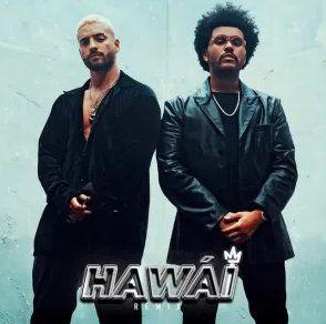Maluma – Hawài (Remix) ft. The Weeknd