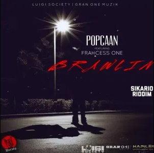 Popcaan – Brawlin ft. Frahcess One