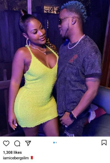 Nigerian rapper, Iceberg Slim shows off his new lady years after split from Juliet Ibrahim over infidelity