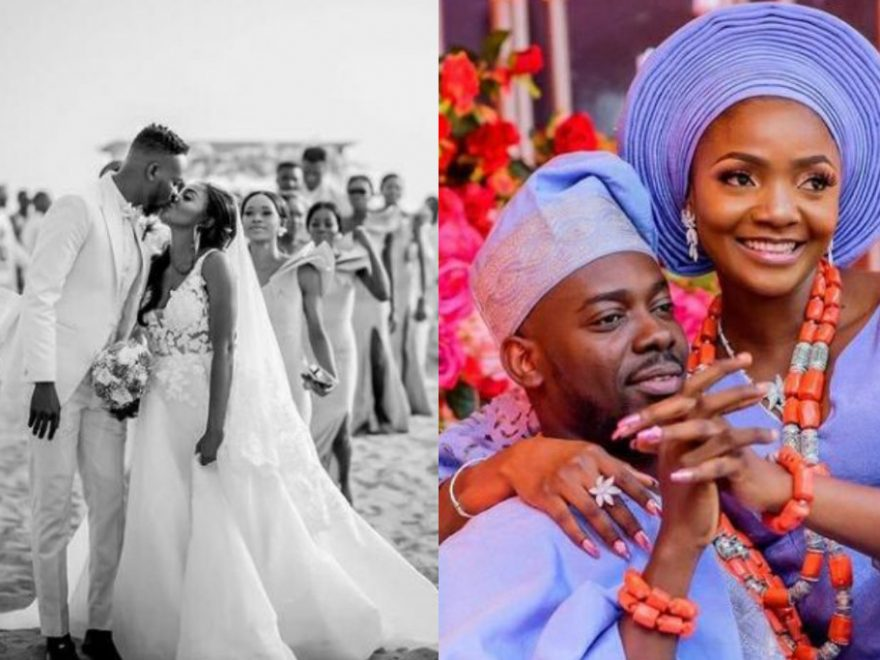 Simi and Adekunle Gold, celebrate 2nd wedding anniversary