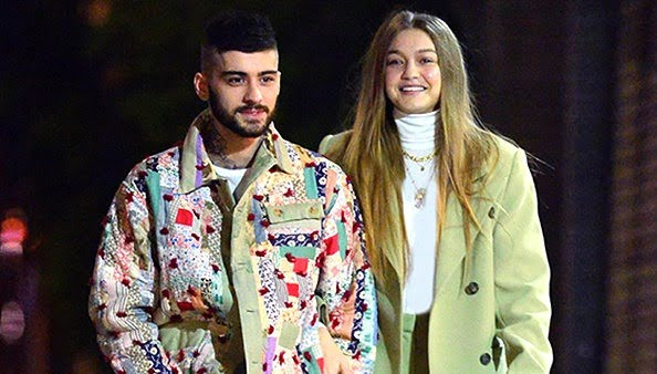 """Thank you for making me a mamma to the best girl"" Gigi Hadid Shares Adorable Birthday Message To Zayn Malik"