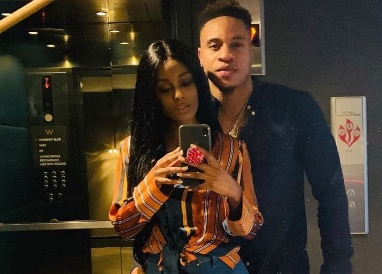 Looks like Singer Vanessa Mdee and Nigerian-American actor Rotimi are already married