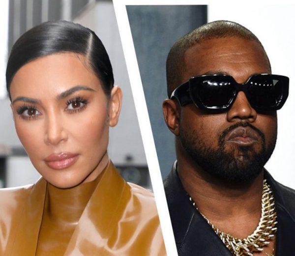 Kanye West 'sad, but okay' as he waits for Kim Kardashian to serve him with divorce papers