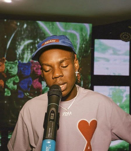 Rema Set To Release His Debut Album
