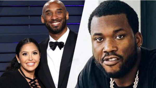 """I've apologized to her in private"" - Meek Mill apologizes to Vanessa Bryant over Kobe Kobe Bryant name drop on his Lyrics"