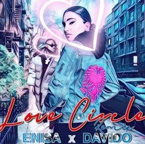 Enisa – Love Cycle (Remix) ft. Davido