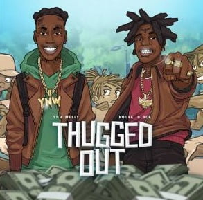 YNW Melly – Thugged Out ft. Kodak Black