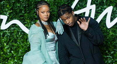 Rapper, A$AP Rocky confirms he's dating Rihanna; says she's the love of his life