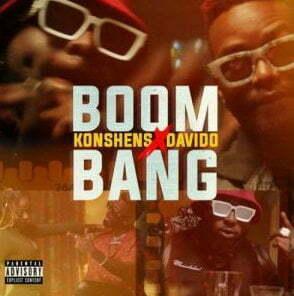 Konshens Boom Bang mp3